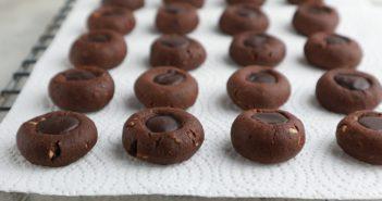 pasticcini al cacao