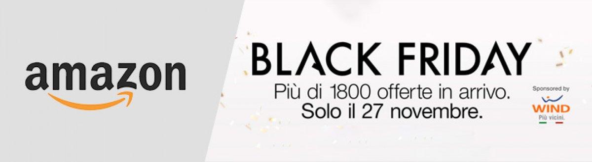 Amazon black friday e cyber monday sconti imperdibili for Sconti coupon amazon