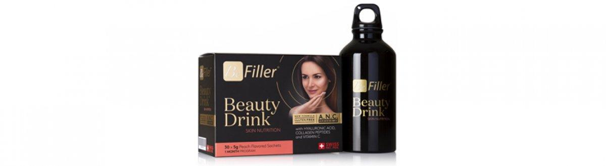 Campione omaggio BeFiller Beauty Drink