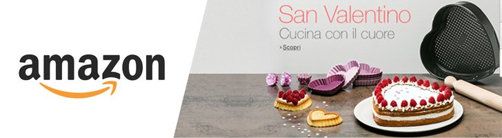 Amazon sconti su tutto per san valentino for Sconti per amazon