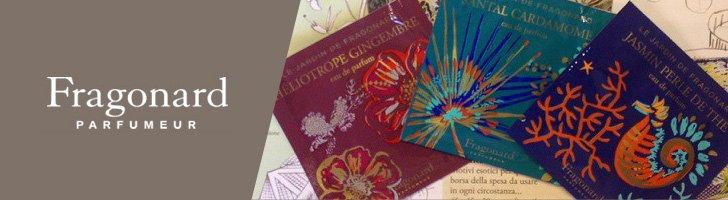 Campioni Omaggio + Catalogo – Fragonard Profumi Francesi
