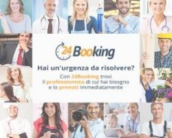 Trova il tuo professionista su 24Booking.it