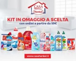 Kit regalo su Casa Henkel
