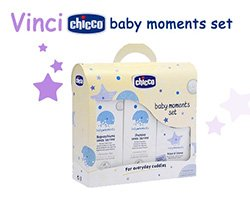 Set Chicco Baby Moments in OMAGGIO