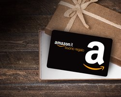 Gift Card Amazon da 10€ e 100€ con Vodafone