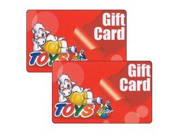 Toys Center: vinci gift card da 250€ o 1000€