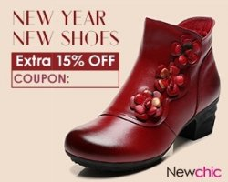 New year new shoes: Sconto extra del 15%