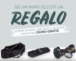 Zaino in REGALO