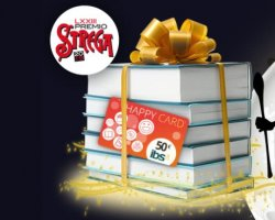 Vinci kit di libri e Happy Card!